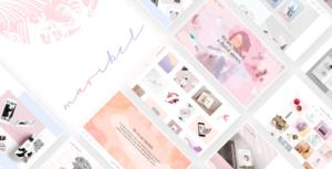 Maribel - Alluring Portfolio Theme for Creatives