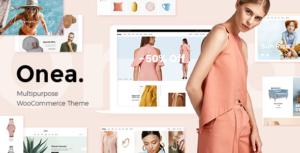 Onea - WooCommerce WordPress theme