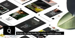 Quart - Modern Design Agency