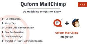 Quform - MailChimp Integration