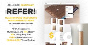 Refer - Premium WooCommerce Theme