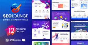 SEOLounge - SEO Digital Marketing Theme