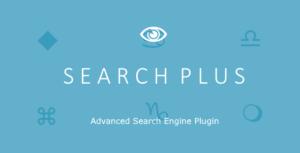 Search Plus - Advanced Search Engine Plugin