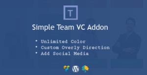 Simple Team VC Addon