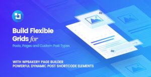 Smart Grid Builder - WPBakery Page Builder Add-on