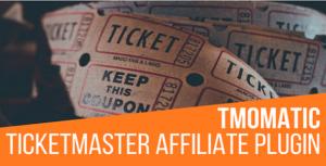 TMomatic TicketMaster Affiliate Post Generator Plugin for WordPress