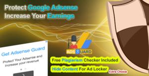 WP Adsense Guard Plugin