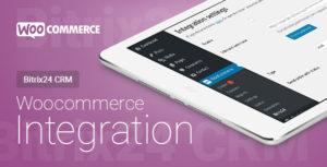 Woocommerce - Bitrix24 CRM - Integration   Woocommerce - Битрикс24 CRM - Интеграция