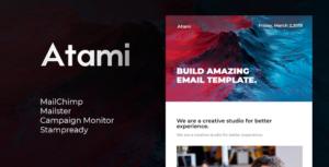 Atami| Email Newsletter