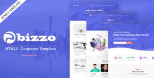 Bizzo-Business and Corporate Multipurpose HTML Template