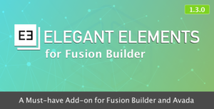 Elegant Elements for Fusion Builder