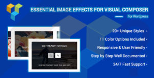 Essential Image Effects For Visual Composer Wordpress Plugin