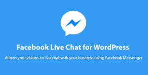 Facebook Messenger Live Chat for WordPress