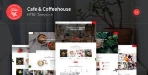 Fika - Cafe & Coffeehouse HTML Template