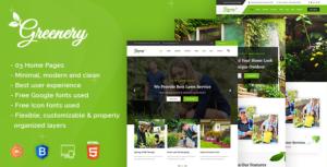 Greenry - Garden Care HTML Template