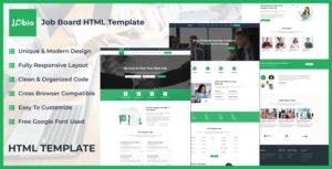 Jobio - Job Board HTML Template