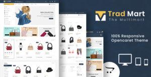 Tredmart - Responsive Multipurpose OpenCart 3 Theme