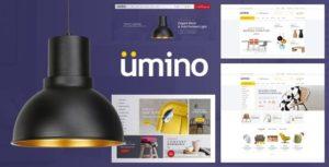 Umino - Furniture & Interior eCommerce Bootstrap 4 Template