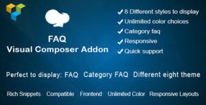 Visual Composer FAQ  element Add on