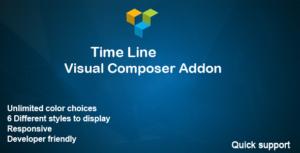 Visual Composer Timeline Add on