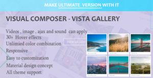 Visual Composer - Vista Gallery