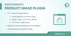 WooCommerce Product Image Zoom Plugin, Magnify on Hover & Click