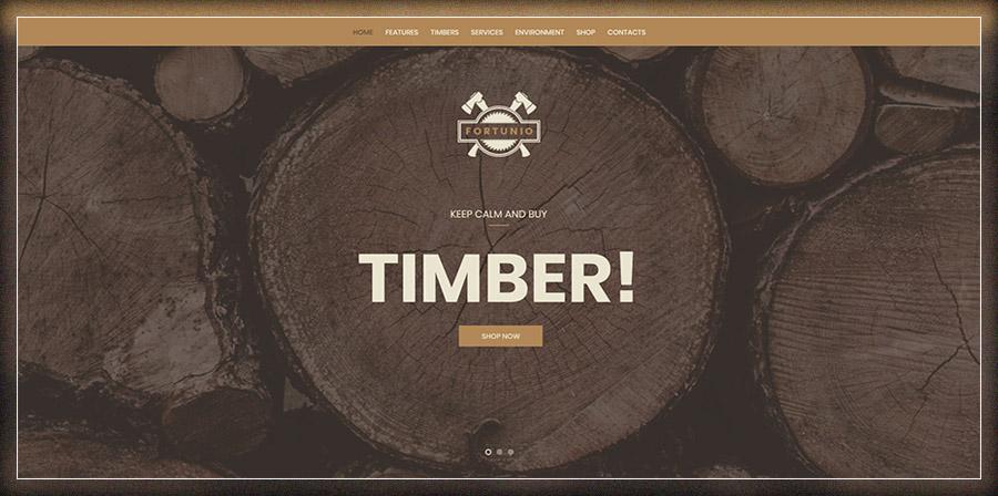 Fortunio - Thème du bois / foresterie / fabrication du bois