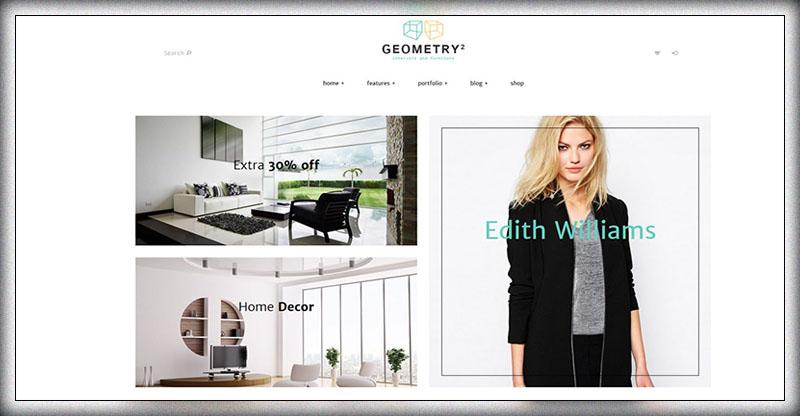 Géométrie | Design d'intérieur et magasin de meubles