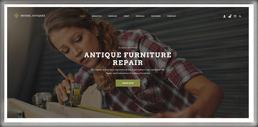Mendel | Conception et restauration de meubles