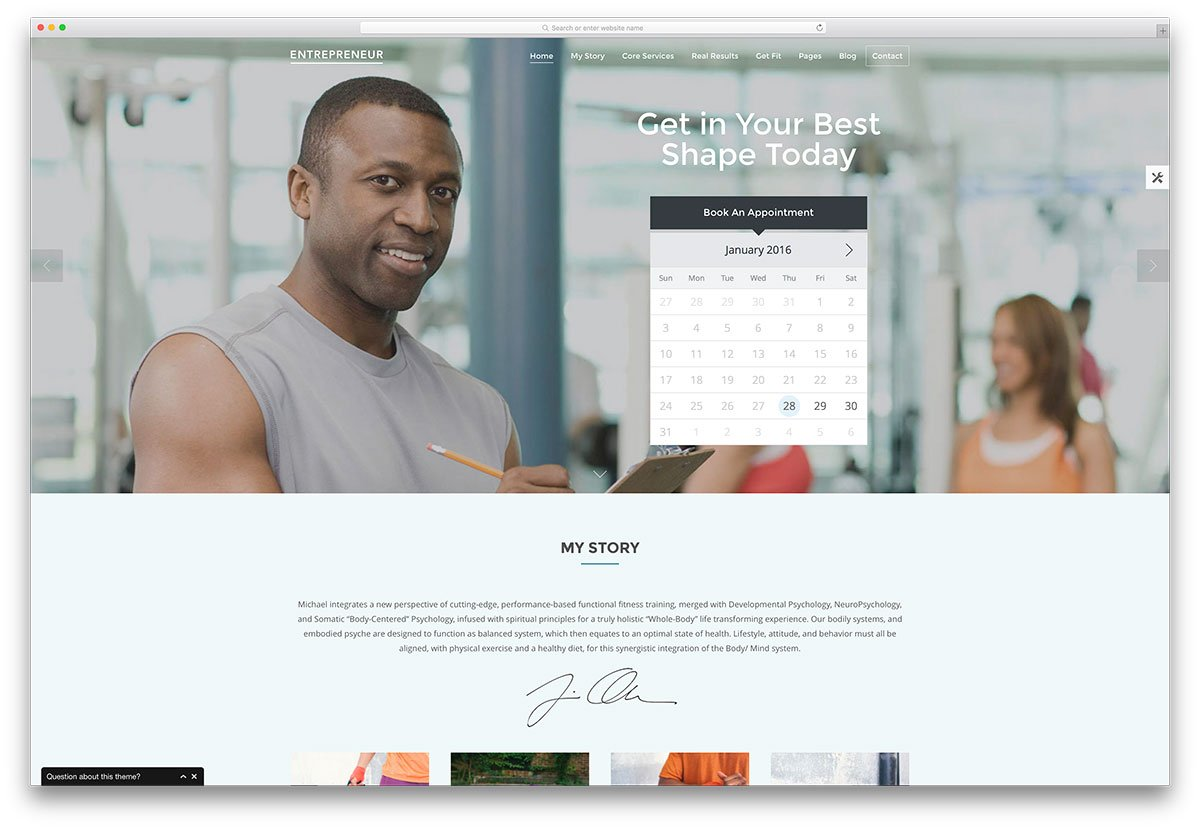 entrepreneur-personal-trainer-wordpress-template