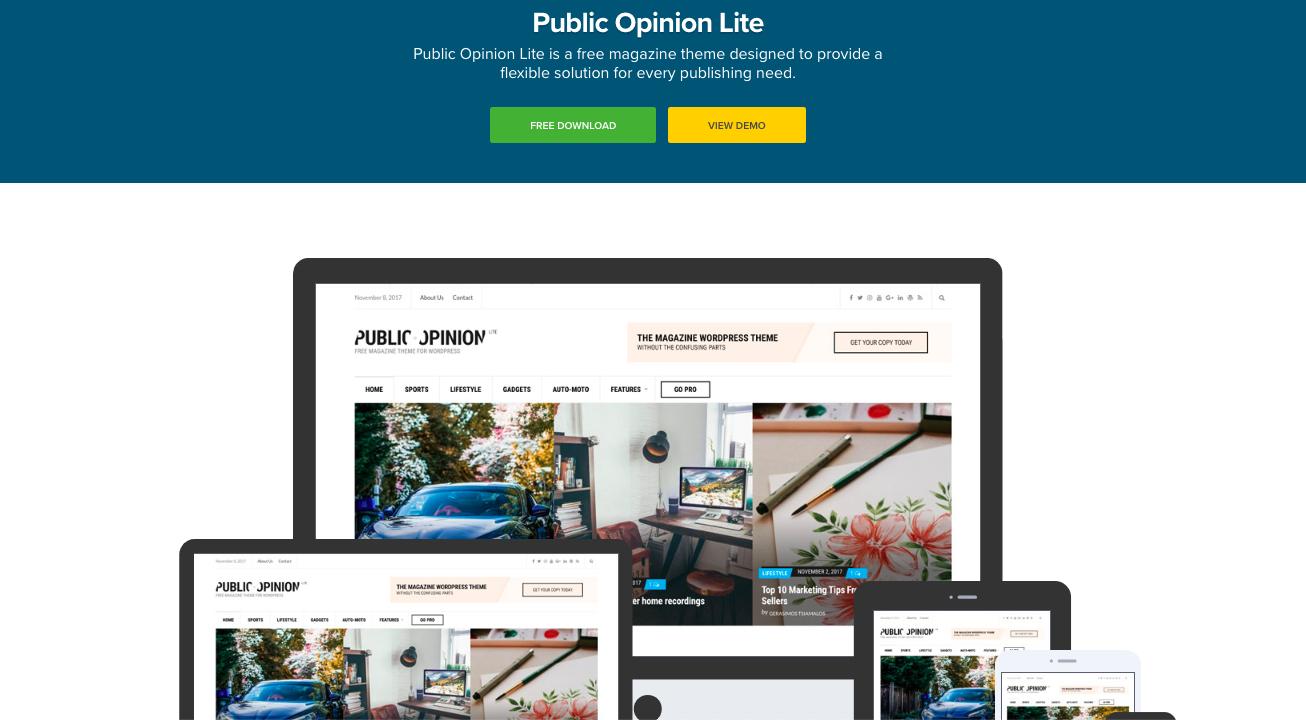 Public-Opinion-Lite