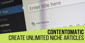 Contentomatic Article Builder Post Generator Plugin for WordPress