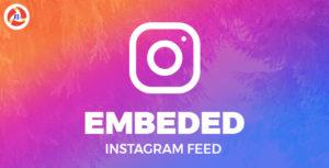 Embeded Instagram Feed