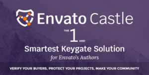 Envato Castle - Smart Keygate Solution for bbPress to Verify and Collect Buyers via WP REST API