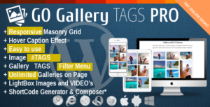 GoGallery Tags Pro