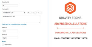 Gravity Forms Advanced Calculations