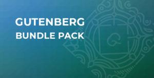 Gutenberg Bundle Pack