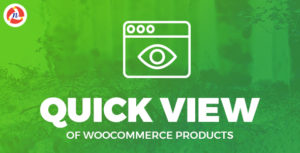 Quick View Of WooCommerce Products