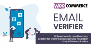 WooCommerce Email Verifier