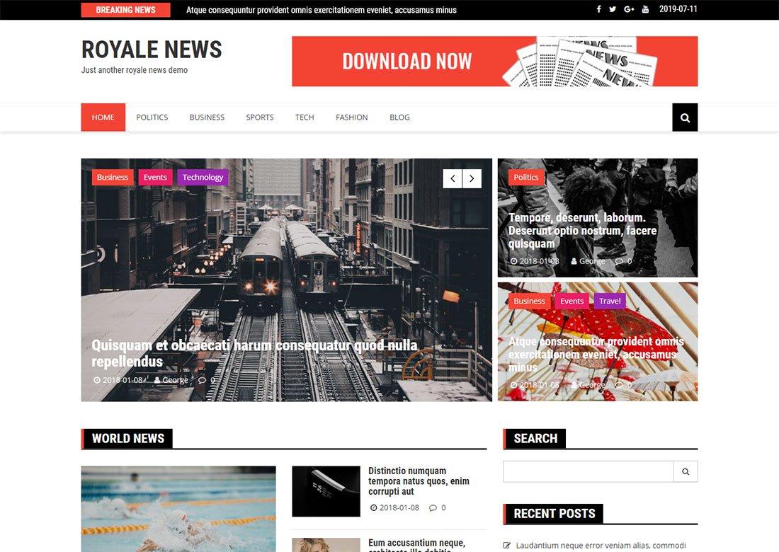 Royale News