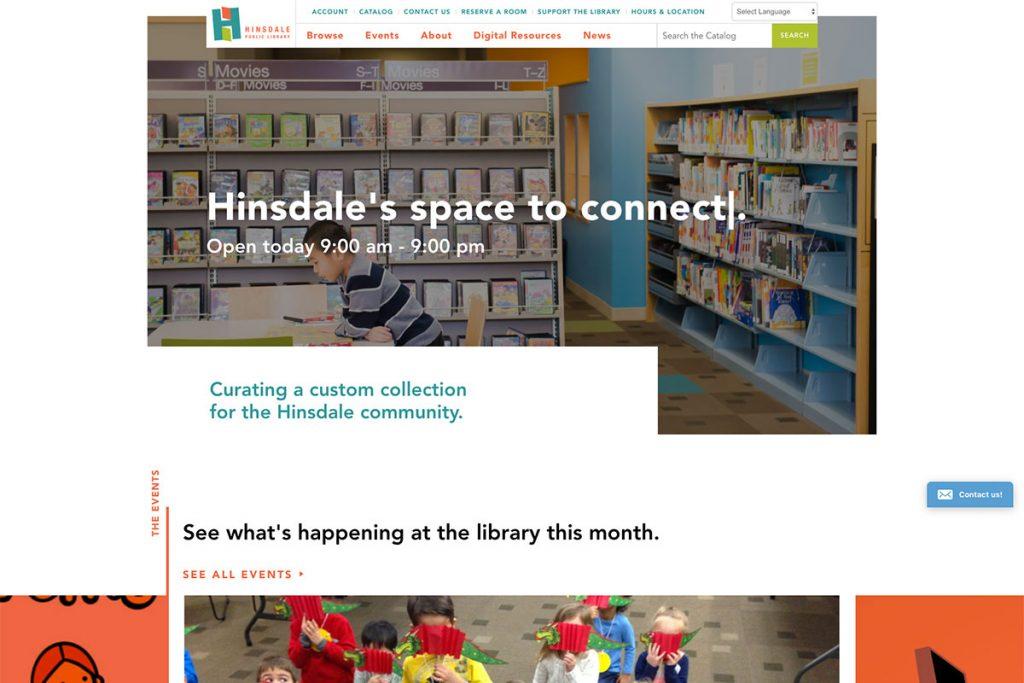 Bibliothèque publique de Hinsdale