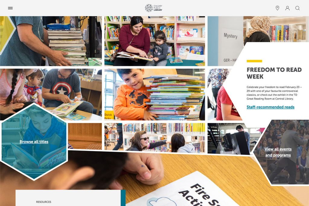 Bibliothèque publique de Calgary
