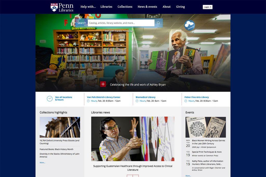 Bibliothèques Penn