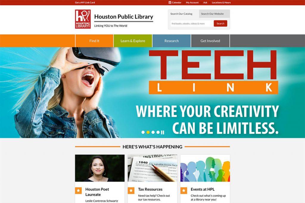 Bibliothèque publique de Houston