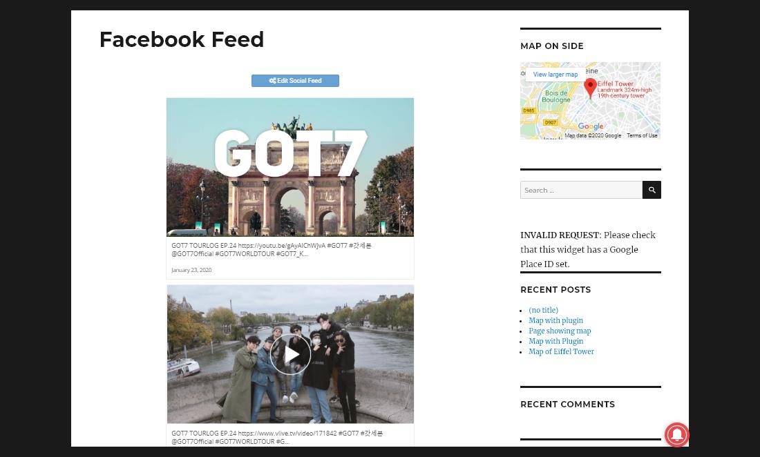 Intégrez facilement Facebook à votre site Web!