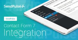 Contact Form 7 - SendPulse - Integration   Contact Form 7 - SendPulse - Интеграция