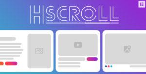 Horizontal Scroll | Elementor