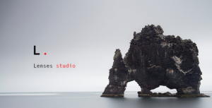 Lensesstudio – script Portfolio Photographers System with Website