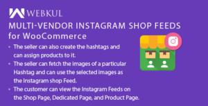 Multi Vendor Instagram Shop Feeds for WooCommerce