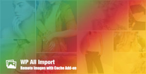 WP All Import Remote Images with Cache Add-on